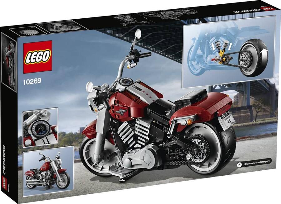 10269 LEGO Creator Harley-Davidson® Fat Boy®
