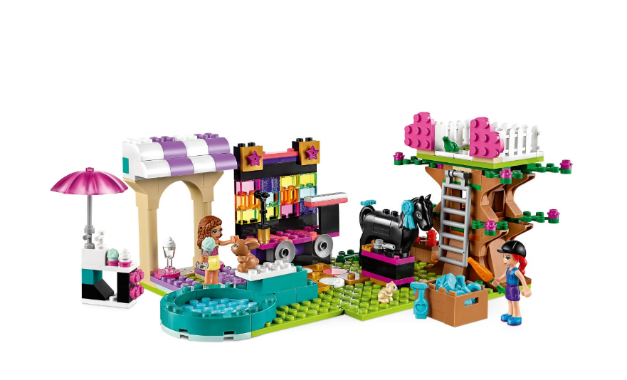 41431 LEGO Friends Heartlake City Yapım Parçası Kutusu