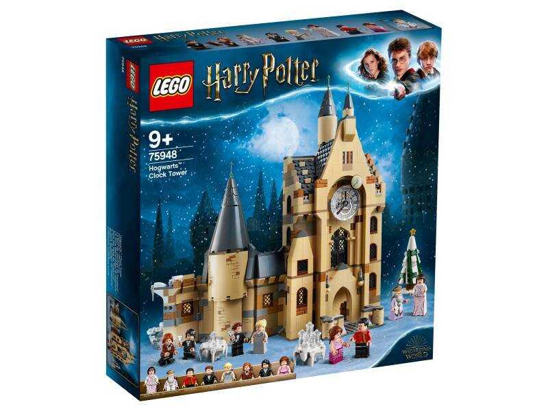 75948 LEGO Harry Potter Hogwarts™ Saat Kulesi
