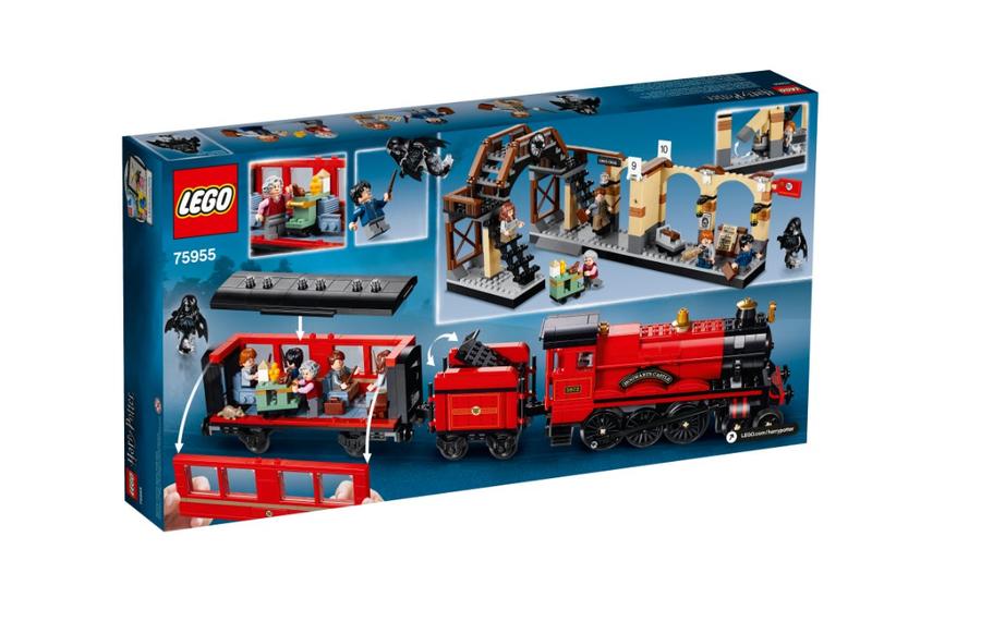 75955 LEGO Harry Potter Hogwarts™ Ekspres