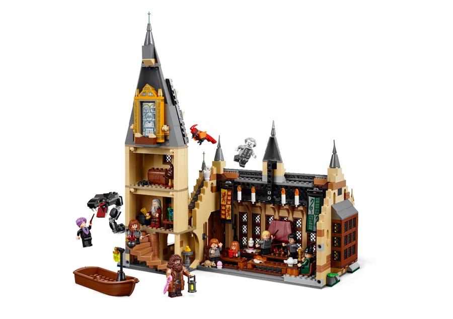 75954 LEGO Harry Potter Hogwarts™ Büyük Salon