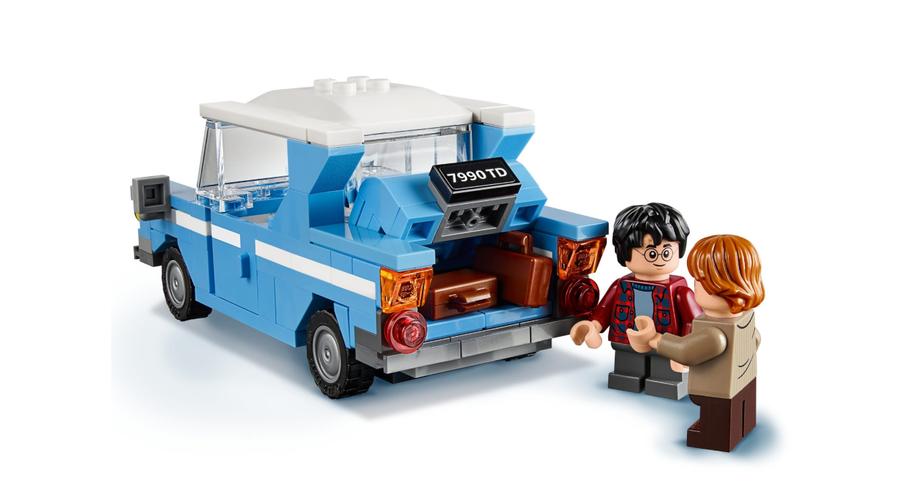 75953 LEGO Harry Potter Hogwarts™ Şamarcı Söğüt™