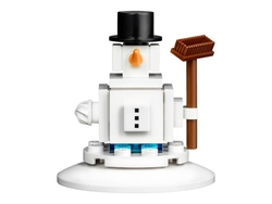 LEGO - 853670 Kardan Adam - Yılbaşı Ağacı Süsü