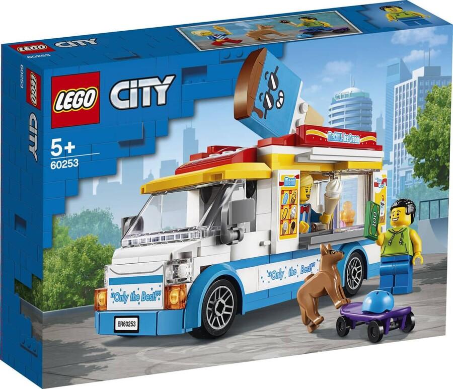 60253 LEGO City Dondurma Arabası