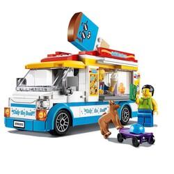 60253 LEGO City Dondurma Arabası - Thumbnail