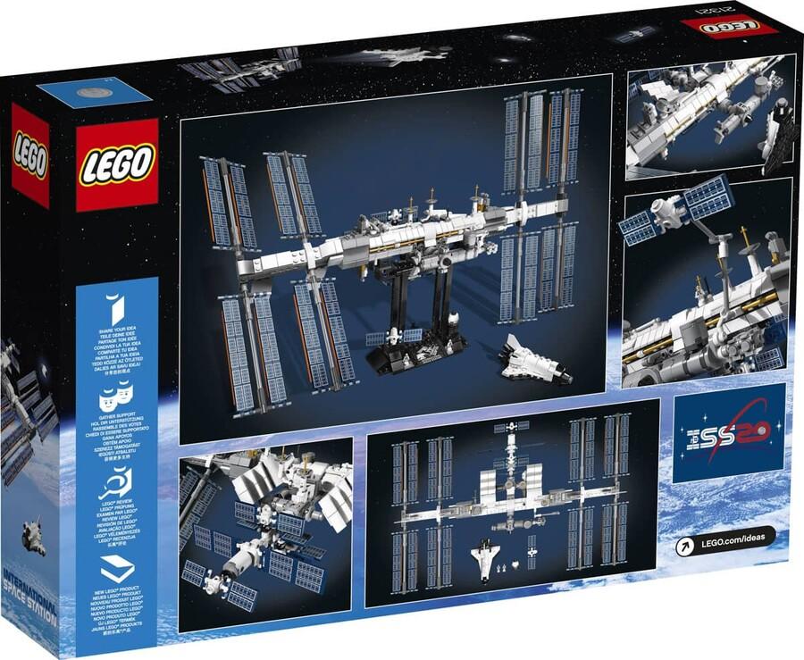 21321 LEGO Ideas Uluslararası Uzay İstasyonu