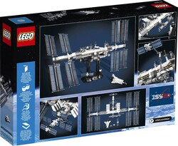 21321 LEGO Ideas Uluslararası Uzay İstasyonu - Thumbnail