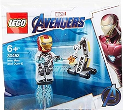 30452 Iron Man And Dum-E - Thumbnail