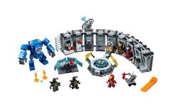 LEGO - 76125 LEGO Marvel Iron Man Zırh Salonu