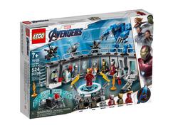 76125 LEGO Marvel Iron Man Zırh Salonu - Thumbnail