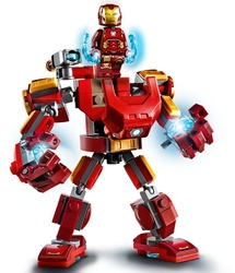 LEGO - 76140 LEGO Super Heroes Iron Man Robotu