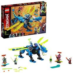 71711 LEGO Ninjago Jay'in Siber Ejderhası - Thumbnail