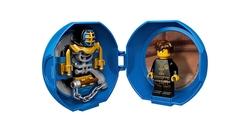 LEGO - 853758 Jay'in Kendo Antreman Podu