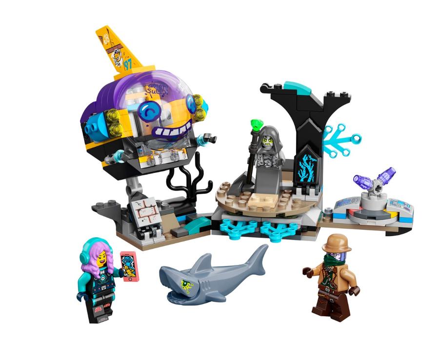 70433 J.B.'s Submarine