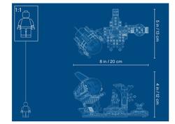 70433 J.B.'s Submarine - Thumbnail
