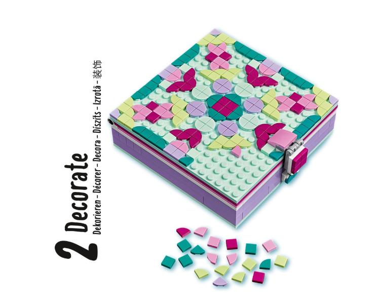 41915 Jewellery Box