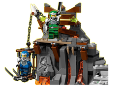 71717 LEGO Ninjago Kafatası Zindanlarına Yolculuk - Thumbnail