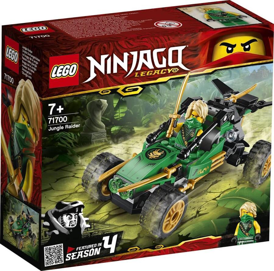 71700 LEGO Ninjago Orman Akıncısı