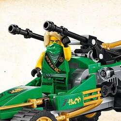 71700 LEGO Ninjago Orman Akıncısı - Thumbnail