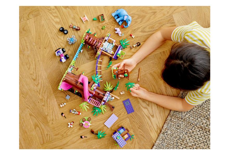 41424 LEGO Friends Orman Kurtarma Üssü