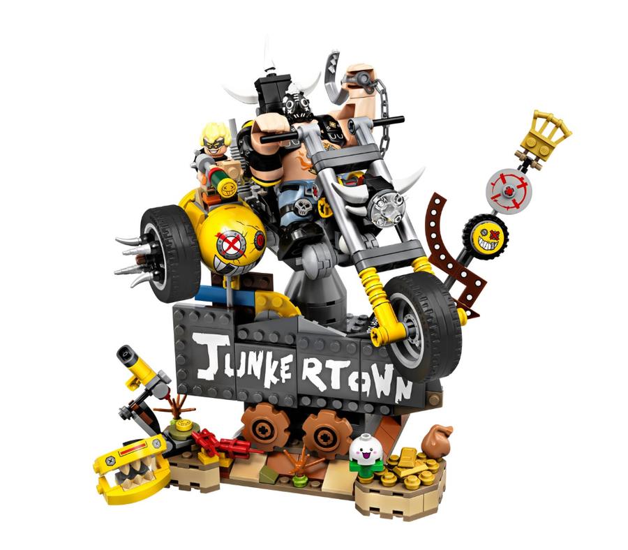 75977 Junkrat & Roadhog
