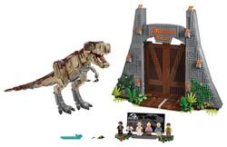 LEGO - 75936 LEGO Jurassic World Jurassic Park: T. rex Saldırısı