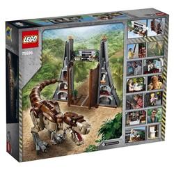 75936 LEGO Jurassic World Jurassic Park: T. rex Saldırısı - Thumbnail