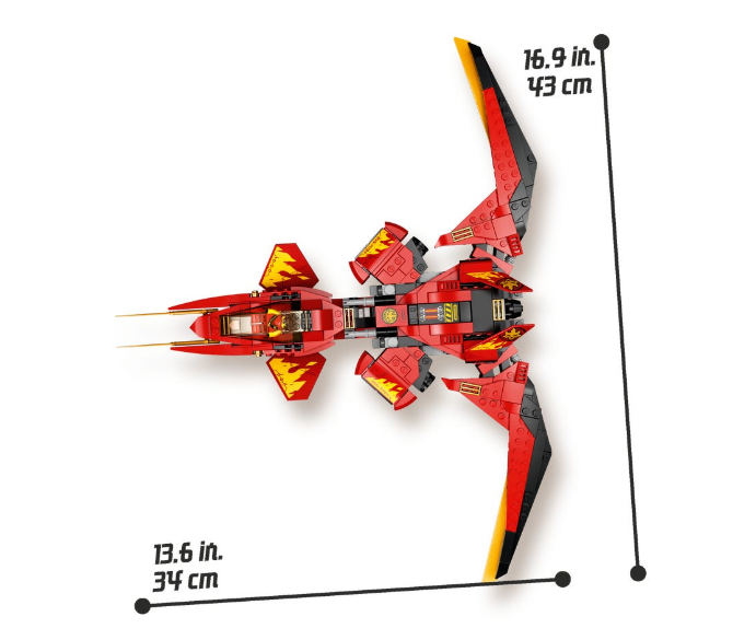 71704 LEGO Ninjago Kai'nin Uçağı