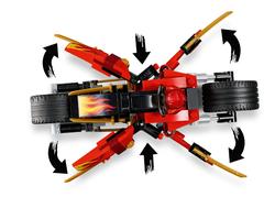 70667 Kai's Blade Cycle & Zane's Snowmobile - Thumbnail