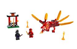 LEGO - 71701 Legacy Kai'nin Ateş Ejderhası