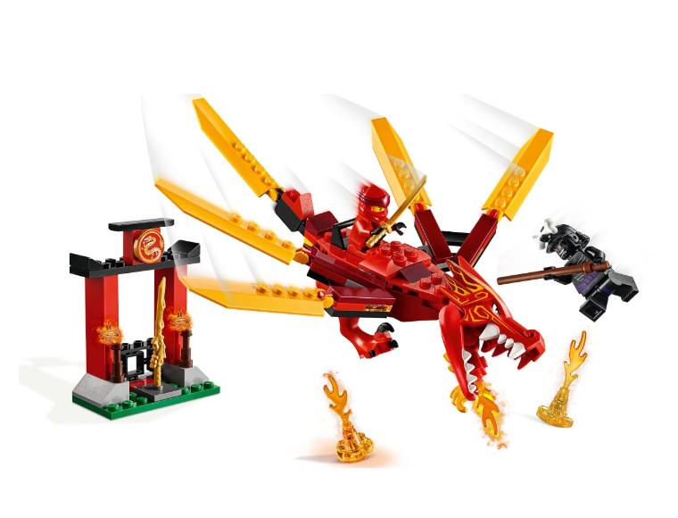 71701 LEGO Ninjago Kai'nin Ateş Ejderhası