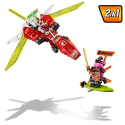 71707 LEGO Ninjago Kai'nin Robot Jeti - Thumbnail