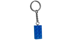 LEGO - 850152 2x4 Stud Blue Anahtarlık