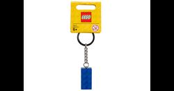 850152 2x4 Stud Blue Anahtarlık - Thumbnail