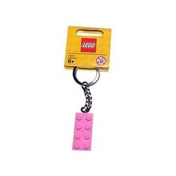 LEGO - 852273 2x4 Stud Pink Anahtarlık