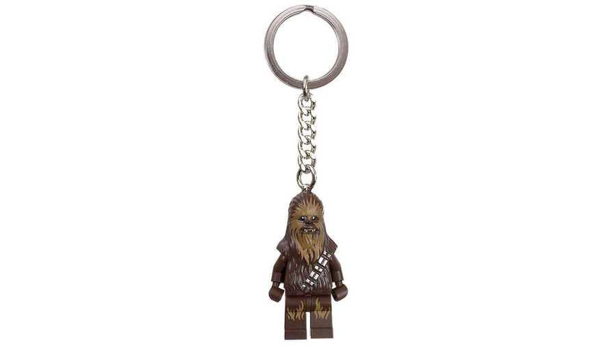 853451 Chewbacca Anahtarlık