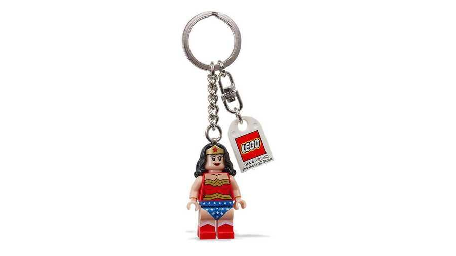853433 Wonder Woman Anahtarlık