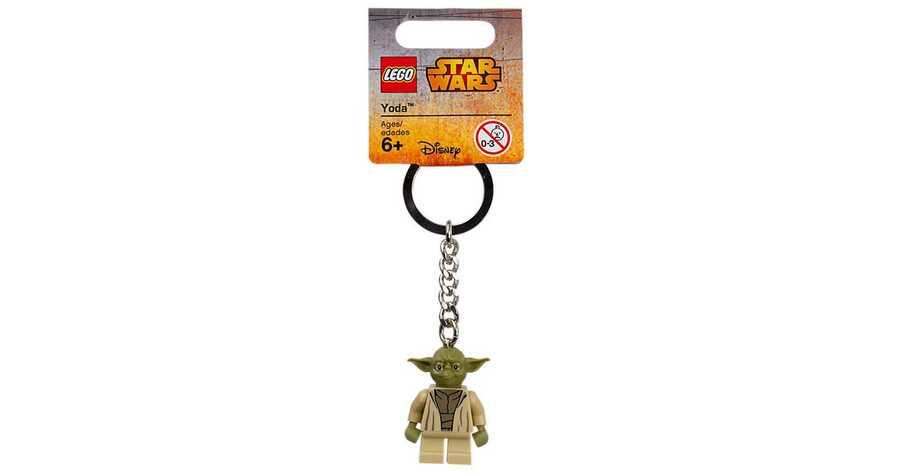 853449 Yoda Anahtarlık