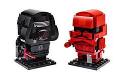 LEGO - 75232 Kylo Ren ve Sith Trooper BrickHeadz