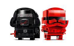 75232 Kylo Ren ve Sith Trooper BrickHeadz - Thumbnail