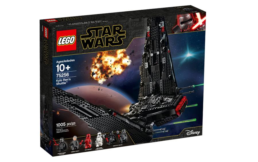 75256 LEGO Star Wars Kylo Ren'in Mekiği
