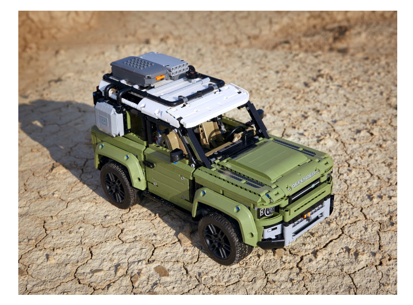 42110 LEGO Technic Land Rover Defender