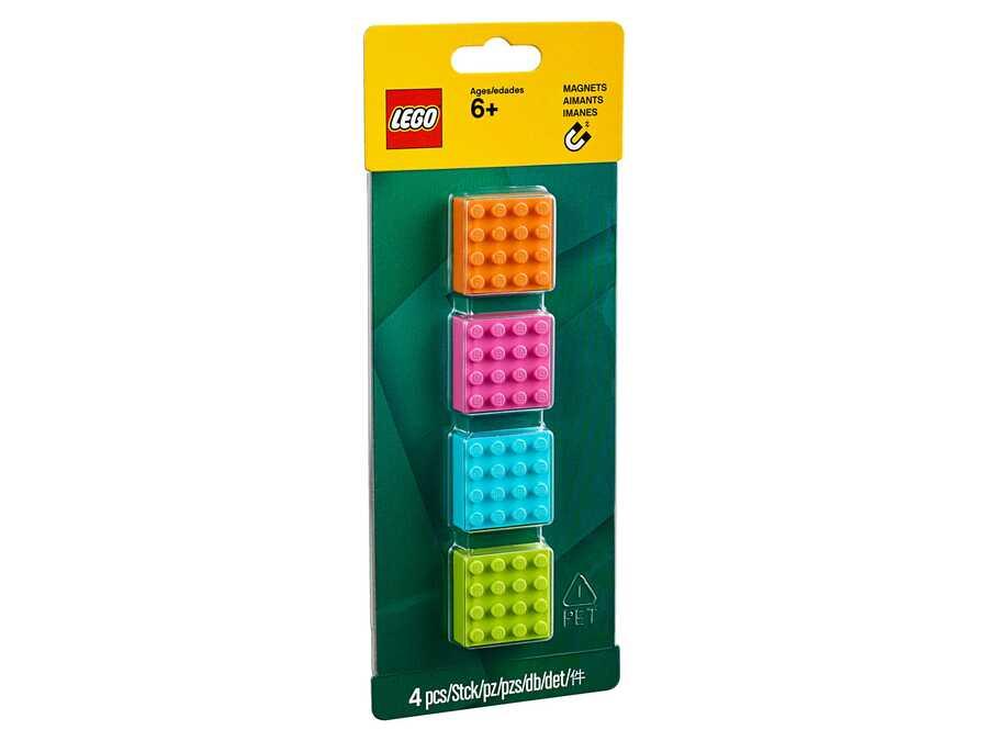 853900 LEGO® 4x4 Brick Magnets