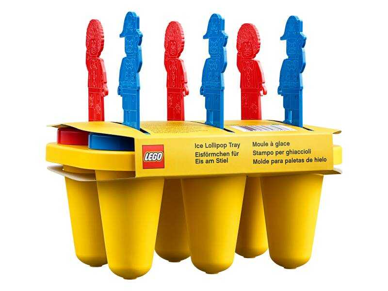 853912 LEGO® Brick Ice Lollipop Tray