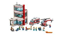 LEGO - 60204 Hospital V29