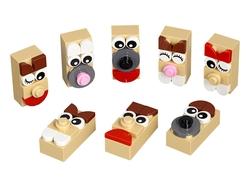 853902 Creative Bag Charm (Anahtarlık Seti) - Thumbnail