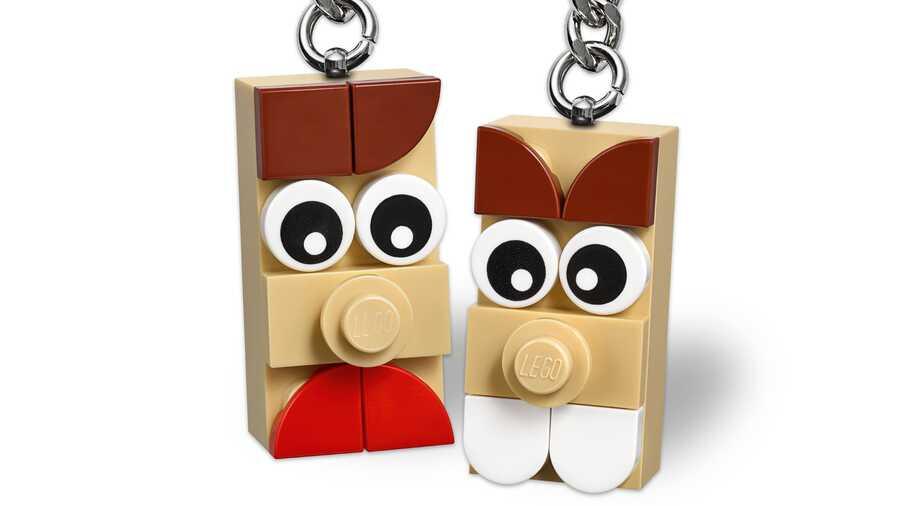 853902 Creative Bag Charm (Anahtarlık Seti)