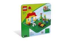 2304 LEGO DUPLO Büyük Yeşil Zemin - Thumbnail