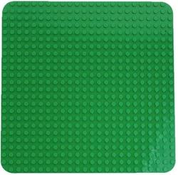 LEGO - 2304 Large Green Building Plate (Büyük DUPLO Yeşil Zemin)