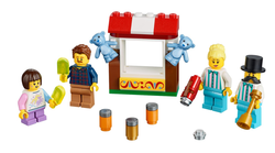 LEGO - 40373 LEGO® Fairground Minifigure Accessory Set